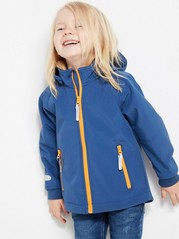 Softshell Jacket Blue