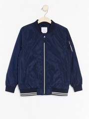 Bomber Jacket Blue