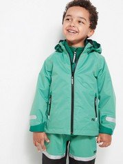 FIX Functional Jacket Green