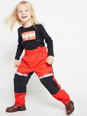 FIX- toiminnalliset housut Punainen