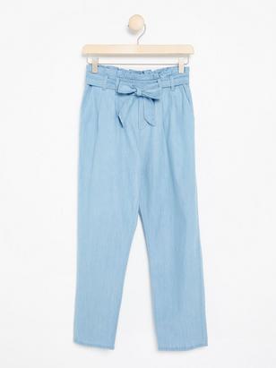 Denim Trousers Blue