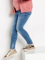 Slim Fit Jeggings Blue
