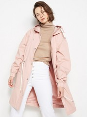 Cotton Parka  Pink