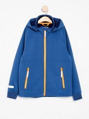 Softshell-takki Sininen