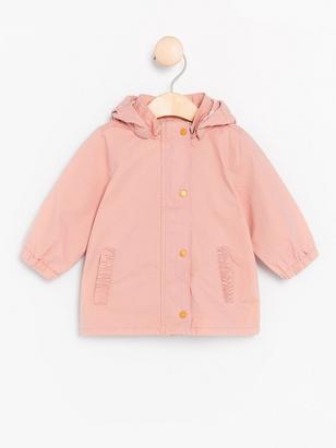 Pink Parka Jacket Pink