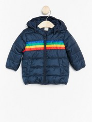 Padded Jacket Blue