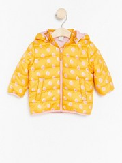 Padded Jacket Yellow