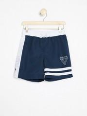 Colour Block Swim Shorts Blue