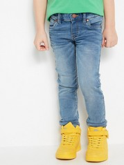 Slim Jeans with Stretch Blue