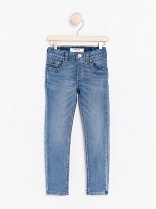 Slim Jeans with Stretch Blue