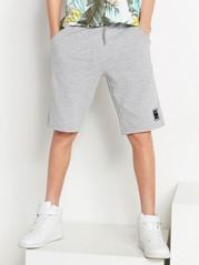 Jersey Shorts Grey