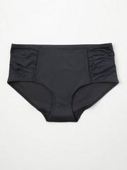 Classic Midi Bikini Briefs Black