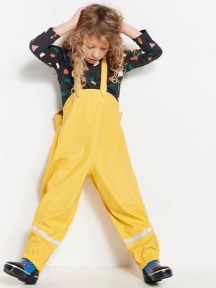 Raintrousers Yellow