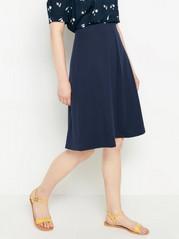 Navy blue skirt  Blue