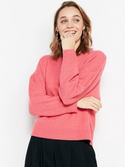 Knitted Sweater  Pink