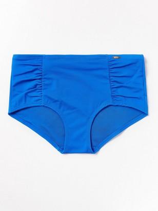 Bikinihousut Classic Midi Sininen