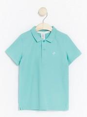 Polo Shirt Turquoise