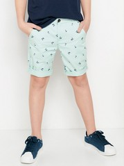 Regular Chino Shorts Green