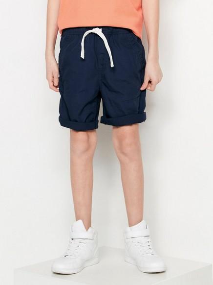 Løs shorts Blå