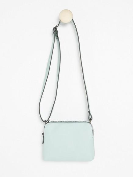 Mini kabelka Zelená