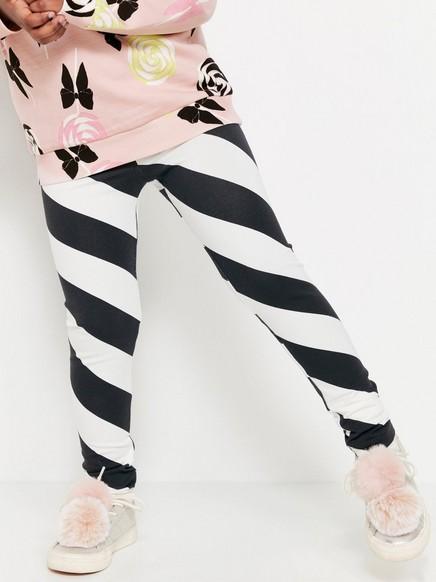 Leggings Hvit