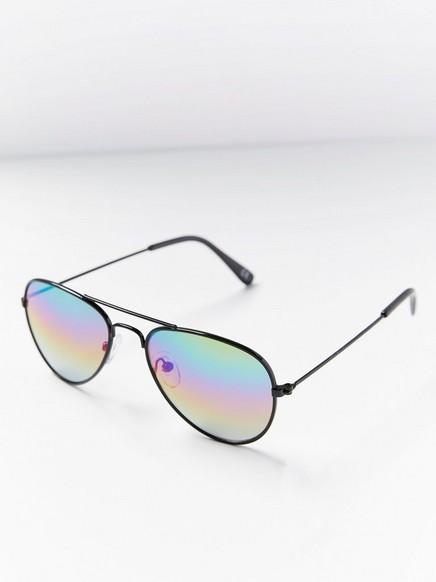 Pilotsolbriller Svart