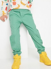 Loose Trousers Green