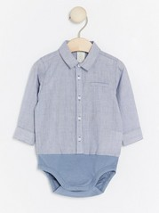 Shirt Bodysuit Blue