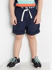 Loose shorts Blå