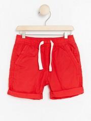 Loose shorts Röd