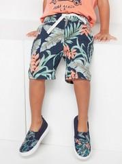 Loose shorts Grön