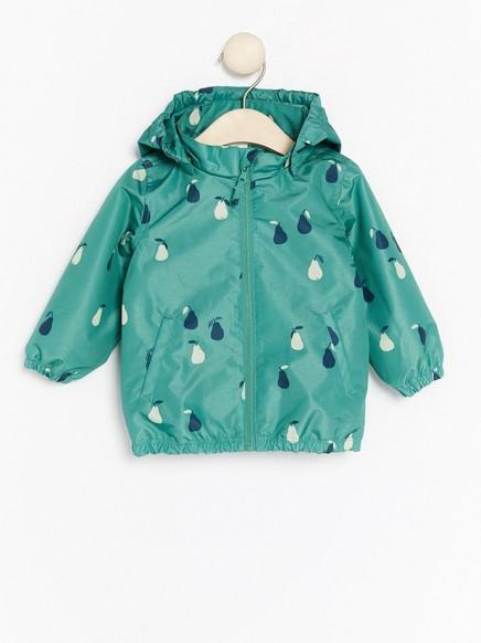 Funkční bunda Zelená