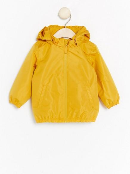 Funkční bunda Žlutá