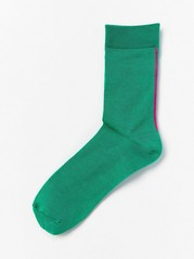 Socks in Tencel® Blend Green