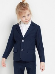 Dark Blue Blazer Blue