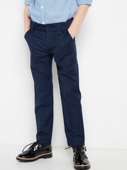 Suit Trousers Blue