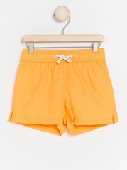 Badshorts i orange neon Orange
