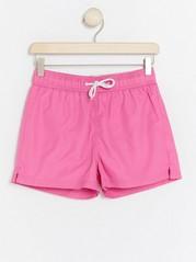Pink Swim Shorts Pink