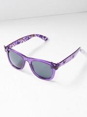 Solglasögon Lila