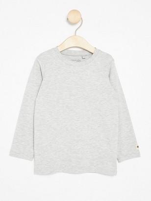 Long Sleeve Top Grey