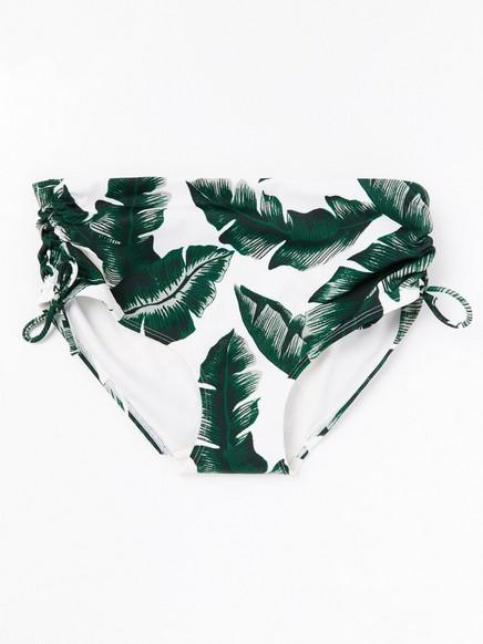 Bikinové kalhotky Zelená