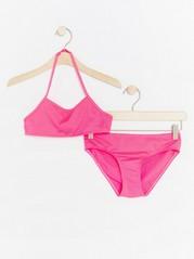 Pinkit bikinit Vaaleanpunainen