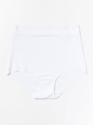 Classic High Briefs White