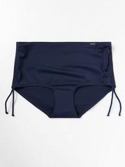Classic midi bikinitrosa Blå