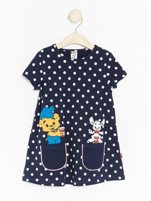 Long Top with Bamse Blue