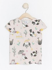 Top with Owl White