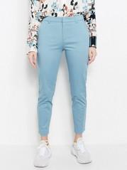 Rovné kalhoty IRIS Modrá