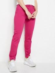Rovné kalhoty IRIS Růžová
