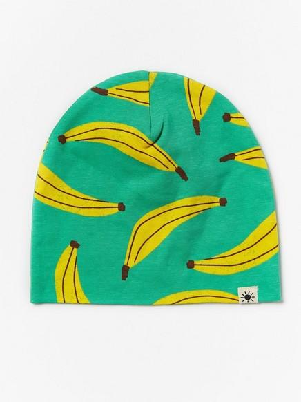 Trikoopipo, jossa banaaneja Vihreä