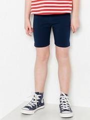 Biker Shorts Blue